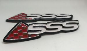 Datsun Bluebird Sss Emblem Badge