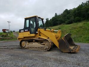 1997 Caterpillar 953c Tracked Crawler Loader Diesel Engine Hydraulic Machine Ca