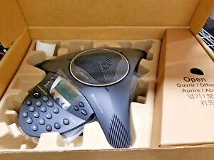 Polycom Soundstation Ip 6000 Conference Phone 2201 15600 001