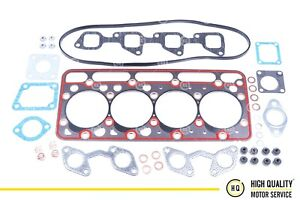 Full Gasket Set With Head Gasket For Kubota Bobcat 19077 03310 V2203 m V2203