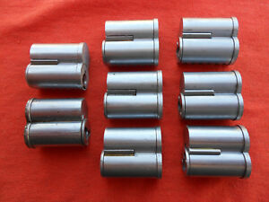 8 Interchangeable Core Ksp Fits Best Falcon Arrow 6 Pin Satin Chrome Locksmith
