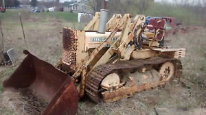 Transmission 100 Hours On Dealer Rebuild Allis Chalmers H3 Crawler Loader Dozer