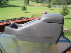 1992 1996 Toyota Camry Center Console Oem Gray