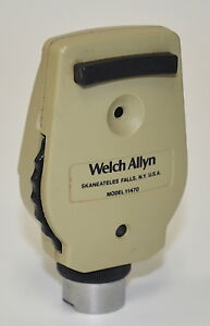Welch Allyn 11470 Ophthalmoscope Head used
