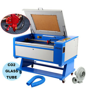 60w Co2 Usb Laser Cutter Engraving Cutting Machine 700x500mm 7 8 Lifting Table