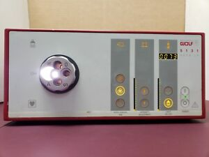 Richard Wolf 5131lp Xenon Light Source Endoscopy Light Source Use Only 73 Hours