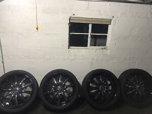 Helo Wheels 24 Inch Custom Rims And Tires Off Escalade