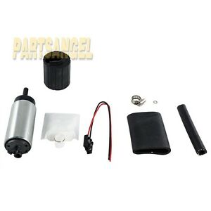 Walbro Replace 255lph High Performance Electric Fuel Pump Install Walbro Gss341