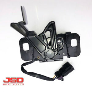 For Chevy Chevrolet Cruze 2012 2013 2014 2015 Hood Latch Lock Release 95463828