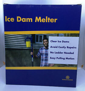 Ice Dam Melter Retail Lot great Opportunity