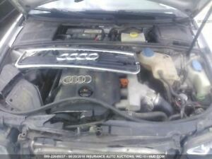 Engine 1 8l Vin C 5th Digit Turbo Fits 02 05 Audi A4 2552513