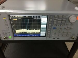 Anritsu Ms2830a 041 Spectrum Signal Analyzer 9 Khz To 6 Ghz Loaded W Options