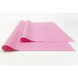 Rubber Dam Sheet Pink Latex Endodontic Medium 6 x6 Adult Hygenic Dental 1box