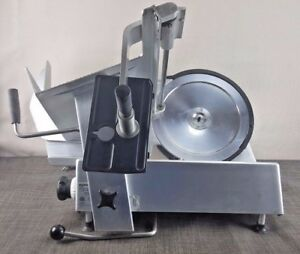 Bizerba Gsp h M 13 Gravity Feed Manual Meat Cheese Turkey Deli Grocery Slicer