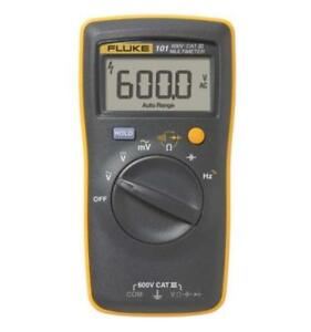 Digital Tester Fluke 101 Basic Pocket Digital Multimeter Genuine English Version