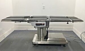 Skytron Elite 6500 Surgical Table W Remote Or