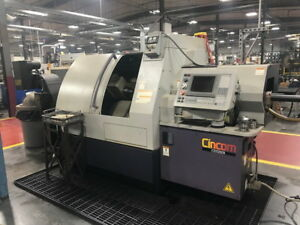 Citizen C32 Vii 2mb 2004 Cnc Swiss Lathe Screw Machine Make Offer