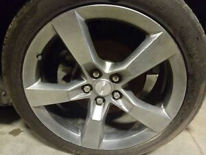 Oem Alloy Wheel 2012 Chevy Camaro 20x8 Front Tire Not Included
