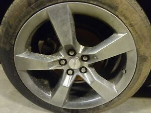 Oem Alloy Wheel 2012 Chevy Camaro 20x9 Rear Tire Not Included