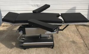 Amsco Steris 2080l Electric Surgical Table With Arm Boards
