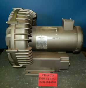 Rotron Ametek Dr656ck72x 080582 Regenerative Blower 4hp 3450rpm 3phase