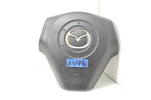 2007 2009 Mazda 3 Speed Oem Mazdaspeed Steering Wheel Airbag Air Bag A63