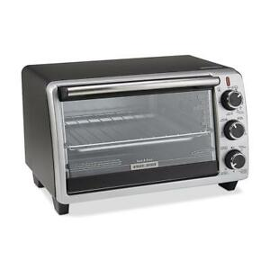 Black Decker To1950sbd Convection Counter Top Toaster Oven