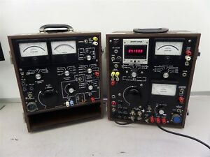 Multi amp Sr 76a Universal Protective Relay Test Set Unit 1 2