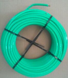 8 Thhn Green Stranded Wire 100 Ft