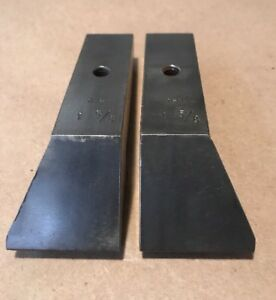 1 5 8 Di acro Box Pan Brake Zero Radius Extension Finger pair 12 24 36 Die
