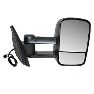 2007 2014 Chevy Gmc Silverado Sierra Escalade Yukon Tahoe Right Power Tow Mirror