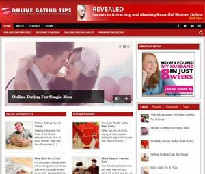 Online Dating Ready Made Blog Established Profitable Turnkey Website For Sale