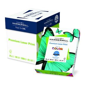 Hammermill Premium Laser Print Paper Extra Smooth Home Office 8 5 X 11 Acid Free