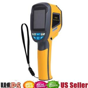 Ht 02d Thermal Imaging Camera handheld Infrared Camera Color Display 1024p 32x32
