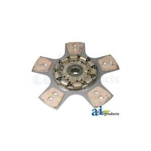142197c4 Clutch Disc For International Tractor 1066 1086 1206 1256 1456 1466