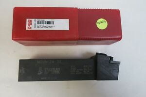 Dorian Mdjnl24 5e Neg 55 Diamond Tool Holder