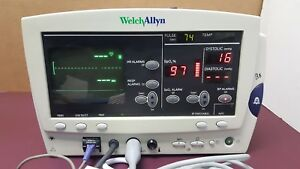 Welchallyn 6200 Series Vital Signs Monitor