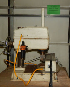 Imperial Model 303 Pneumatic Press Punch stamping Machine