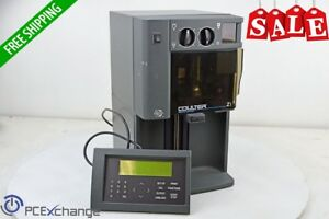 Beckman Coulter Z1 Particle And Cell Counter Analyzer 1 120 m W Controller