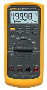 Fluke 87 v Adjustable Speed Drives Industrial True Rms Digital Multimeter