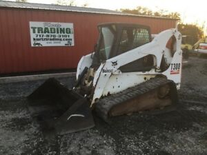 2004 Bobcat T300 Tracked Skid Steer Loader W Cab Coming Soon