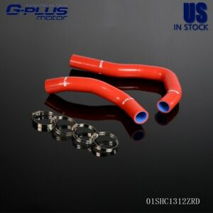 For Honda Acura Integra Dc5 Type S Type R K20a Rsx Silicone Radiator Tube Pipe