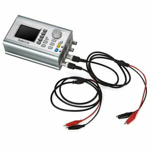 40mhz Dds Dual channel Signal Generator Source Frequency Meter Counter 266msa s