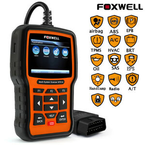 For Chrysler Full System Scanner Engine Abs Srs Tpms Epb Reset Diagnostic Tool
