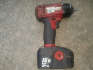 Snap on Ct4419 18v 3 8 Impact Drill