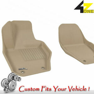 3d Fits 2011 2015 Volvo S60 G3ac71530 Tan Waterproof Front Car Parts For Sale