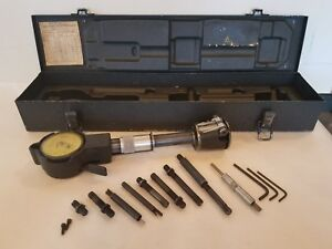 Sunnen Gr 2000 Dial Bore Gage With Case And Acessories 2 000 6 125 Range