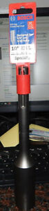 Ground Rod Driver Hammer Steel Sds max 5 8 In And 3 4 In Heavy Duty Clay Use