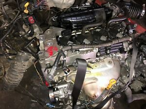 2007 2008 Nissan Altima Engine 2 5l vin A 4th Digit Qr25de 87k Miles