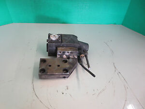 1989 Japax Edm Model Ldm s Spindle Z Axis Head Wire Feed Unit